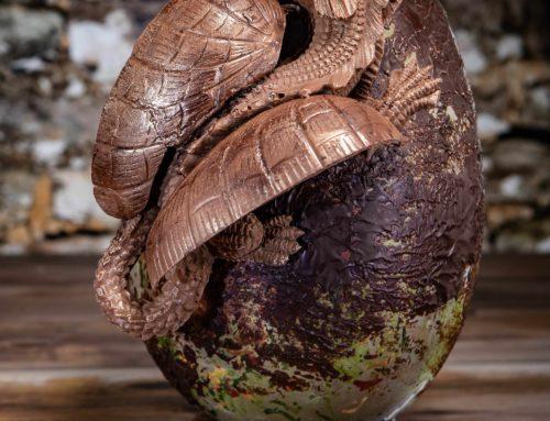 Dragon Easter Egg raises funds