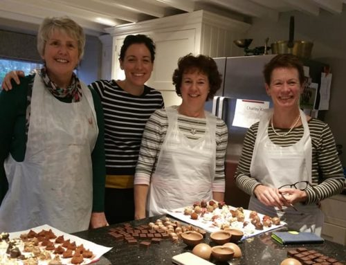 Chocolate workshops: let's get creative!
