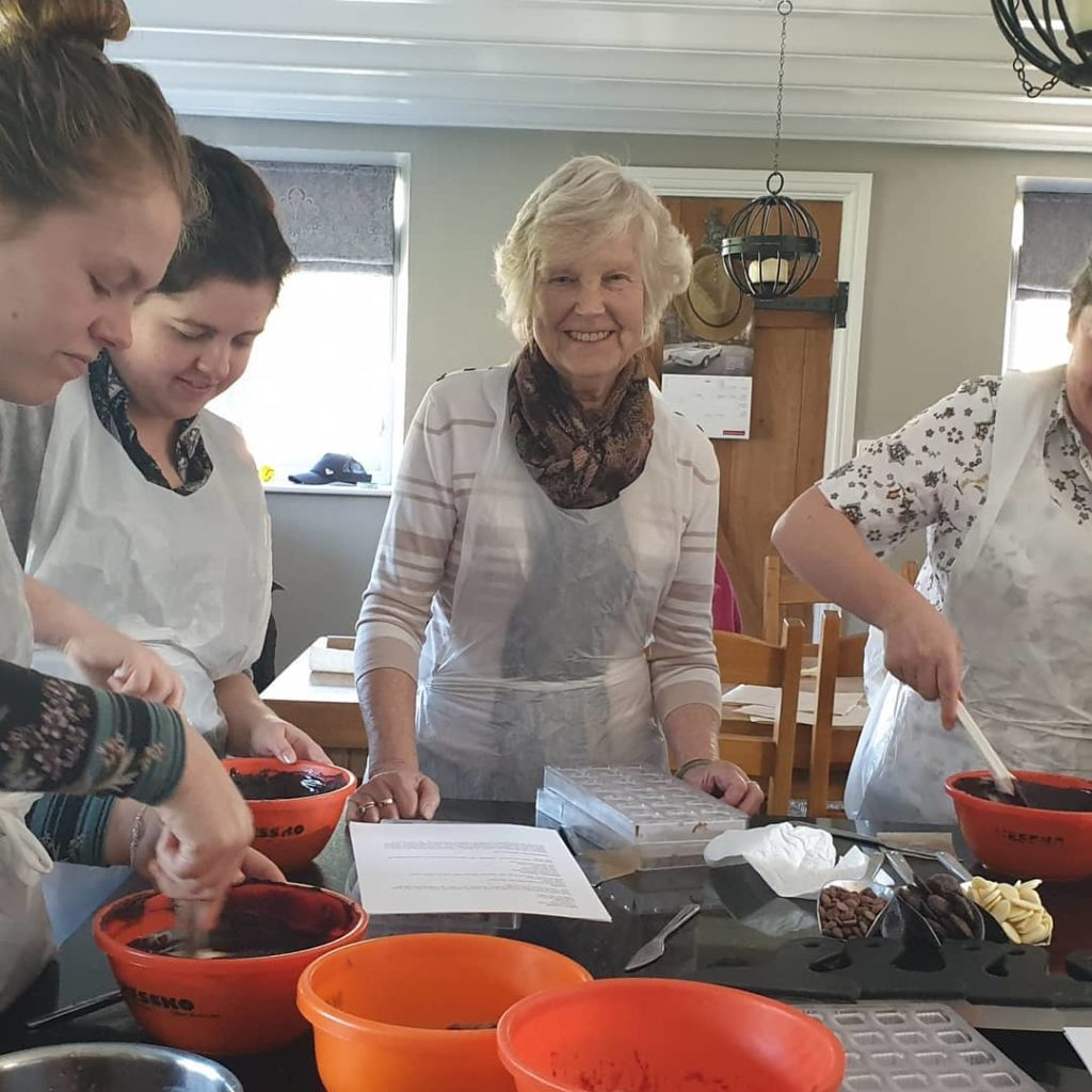 Kala King Chocolate workshops