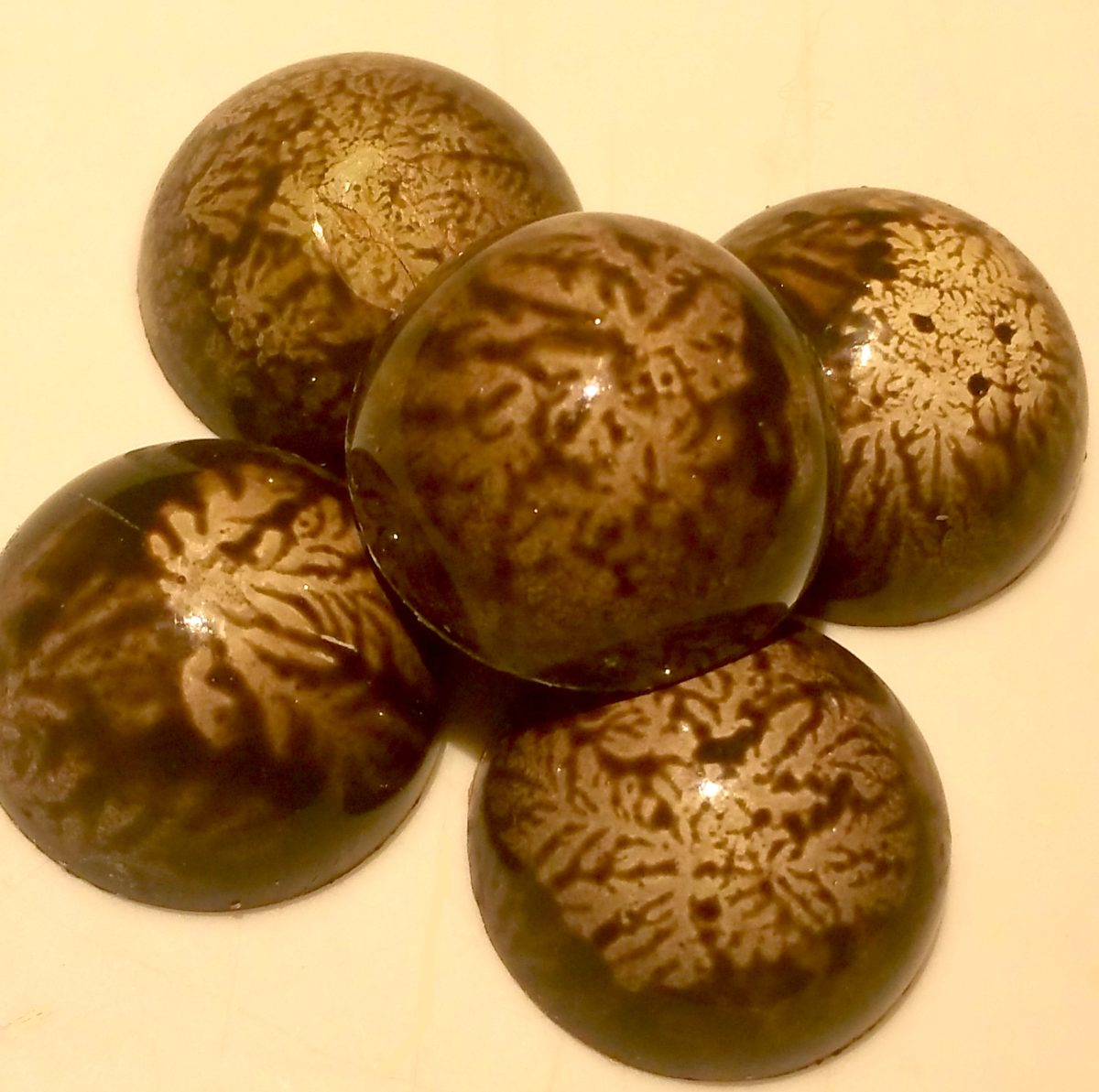 Kala King spiced coconut chocolates