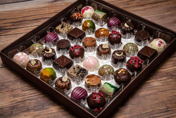 36 mixed box chocolates