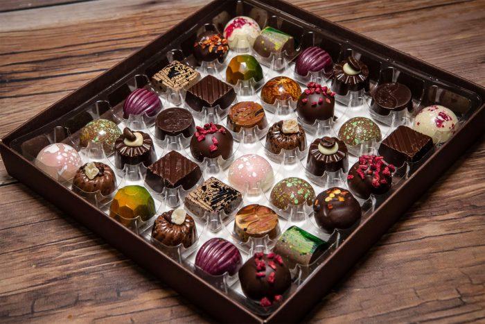 36 mixed box chocolates