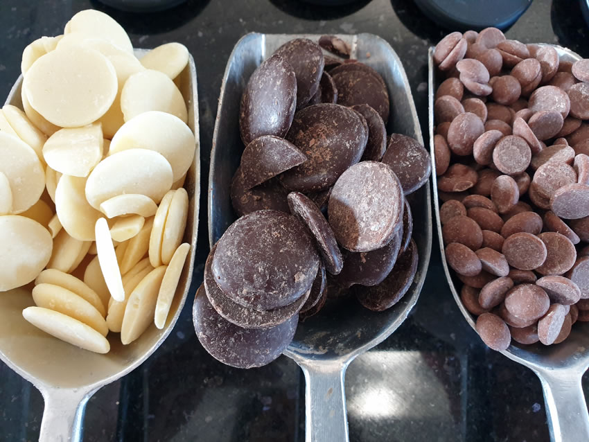 Chocolate and Pastry making