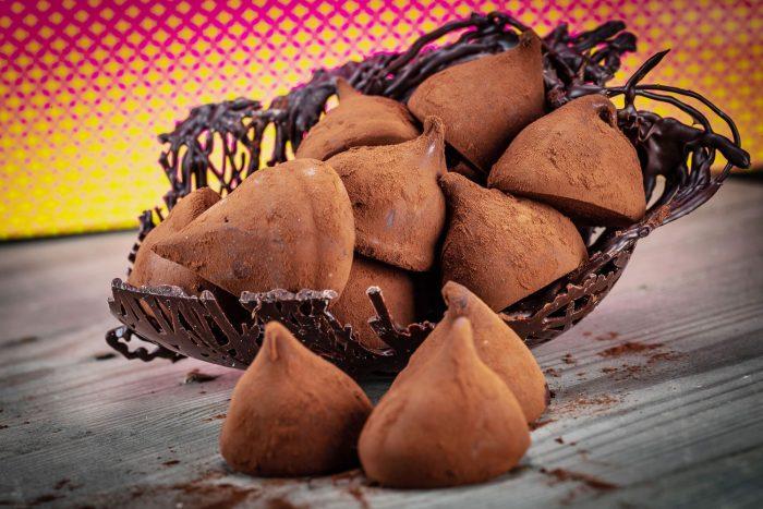 Rich Chocolate Truffles