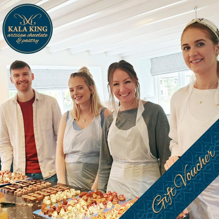 Gift Voucher for Chocolate Making
