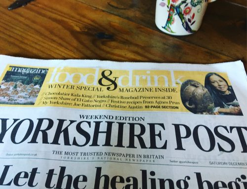 Yorkshire Post Magazine feature